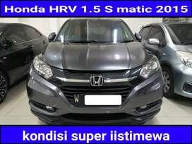 Honda HRV 1.5 S Automatic /at 2015 kondisi sangat terawat