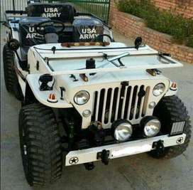 Full modified Open Jeep and Gypsy ready your