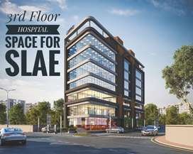 3RD FLR HOSPITAL SPACE-Sale-Wealth Square- Gotri #CALL NOW FOR PRICE#
