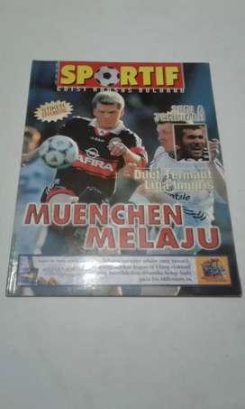 Majalah Sportif.