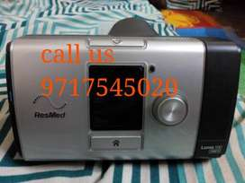 RESMED BIPAP A30 AND AUTO CPAP MACHINE