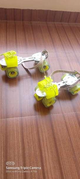 roller skates (adjustable)