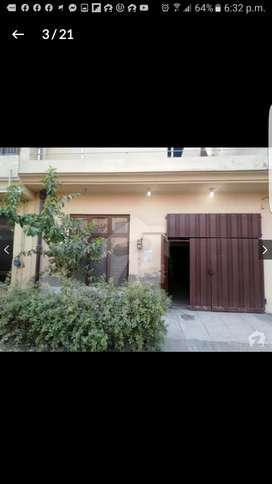 5marla double story house 3bed tvl dd for sale in A1 block johar town
