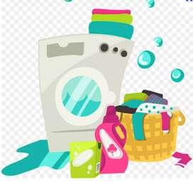 Dicari Karyawan Wanita untuk Laundry