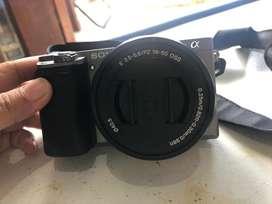 Sony a6000 kit 16-50mm