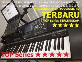 KEYBOARF TECHNO T9900i USB SDcarf UPGRADE TOP Series TERBATU