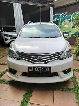 Grand Livina Highway Star 2014