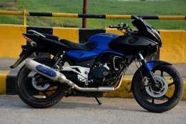 Pulsar 220 in well maintain condition