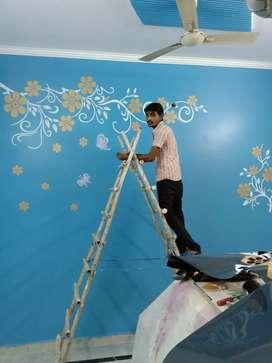 Full house painter service