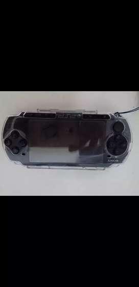 PSP slim 3006 Black + memori 32GB
