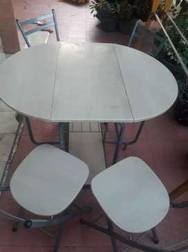 Jual meja dan kursi lipat