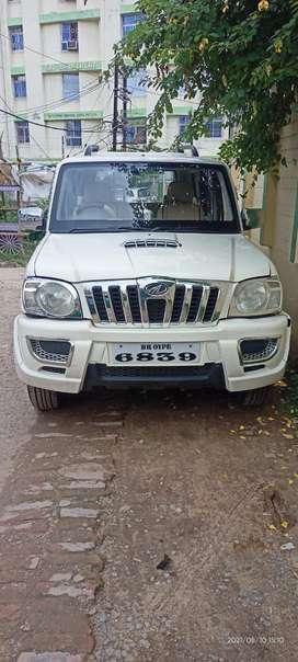 Mahindra Scorpio 2009-2014 EX, 2014, Diesel
