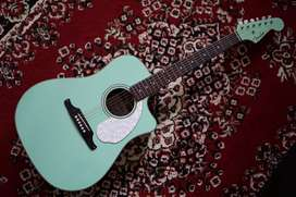 Fender Sonoran SCE Surf Green made in China