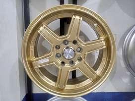 velg mobil murahsurabaya ring 15x6,5 || Suzuki Karimun Wagon r