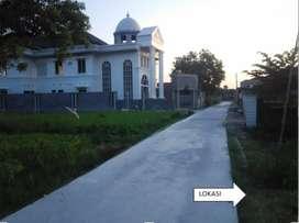Tanah Dijual dekat SDN IV Ponorogo Jl. MT Haryono