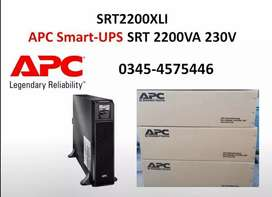 SRT2200XLI APC SMART UPS PURE SINE WAVE