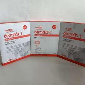 Dermafix T plester transparant 10x12cm