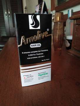 ARNOLIVE HAIR OIL