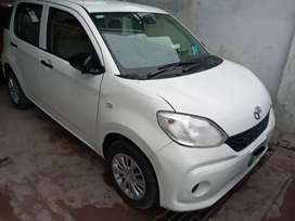Toyota Passo 16/18 in immaculate condition