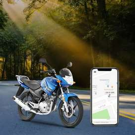 motorcycle GPS Tracker | Bike Location Find on Mobile | pta approved