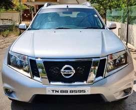 Nissan Terrano XV D THP 110 PS, 2014, Diesel