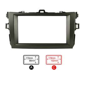 Toyota Corolla GLI Fascia Panel Plate Frame For  Radio MP3 Player DVD