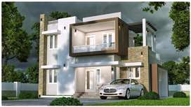 2BHK Small budget Villas
