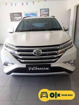 [Mobil Baru] Daihatsu All New Terios Semua Tipe Promo Tahun Baru 2020