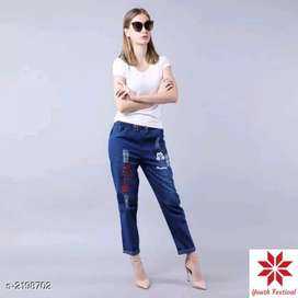 Women denim pant