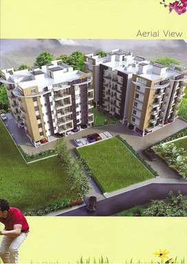 Beautiful 3bhk with scenic view at Navagraha Hills