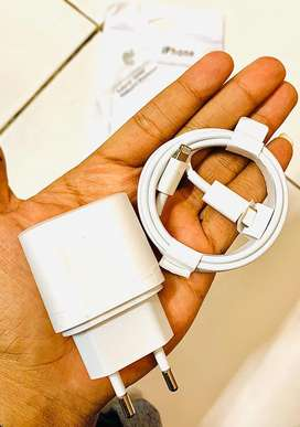Charging iPhone Original Fast Charging