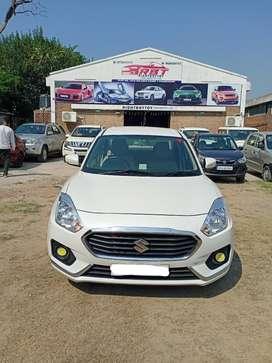 Maruti Suzuki Swift Dzire VXI, 2019, Petrol