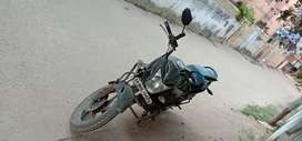 Good condition bike with milage of 50kmpl