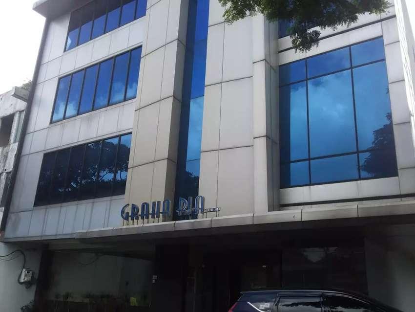 Dijual gedung kantor di pondok pinang jakarta selatan 0