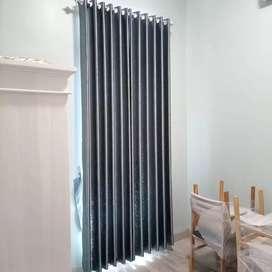 Gorden Gordyn Korden Hordeng Blinds Curtain Wallaper62mdkvmh