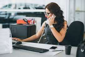 Urgent Hiring For Calling & Data Entry  IN BANK PROCESS
