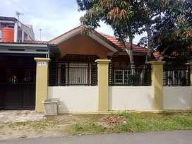 Dijual cepat rumah hunian ditengah pusat kota Banjarbaru