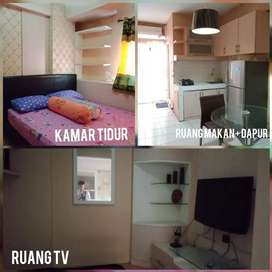 Sewa Harian/mingguan/bulanan Apartment Cibubur Village