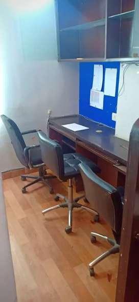 Furnished office in gandhi path vaishali nagar