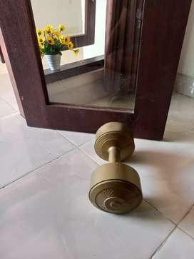 barbel 9 kg, good condition