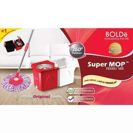 Super Mop Double Side Original Bolde