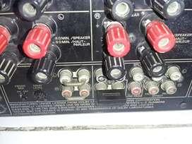 AMPLIFIER NATURAL SOUND MEREK YAMAHA DSP-A2070 HOME THEATER
