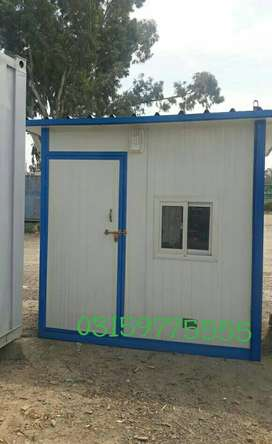 Smart Cabin - Insulated House for Dog porta cabin, Caravan Container,