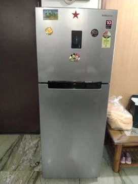 Samsung 3 star 320 Lt double door refrigerator