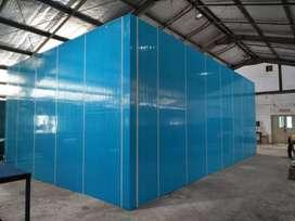 Terima pemasangan dan pembuatan pendingin cold storage,chiller dll