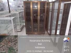 lemari piring aluminium termurah