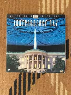 Di jual laser disc film Independence Day