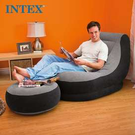 Intex Chair With Cushion substantially less demanding Settling on whet
