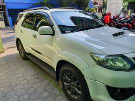Jual BU Toyota Fortuner TRD G Diesel 2014 AB Kota