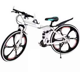 New FOLDING CYCLES WITH 21 GEARS